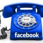 Como fazer ligações no Facebook