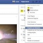 Como apagar o histórico de pesquisa do Facebook