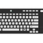 Startup cria teclado com tecnologia e-ink