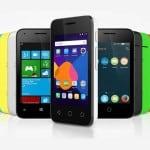 Alcatel Pixi 3: um smartphone com vários sistemas operacionais