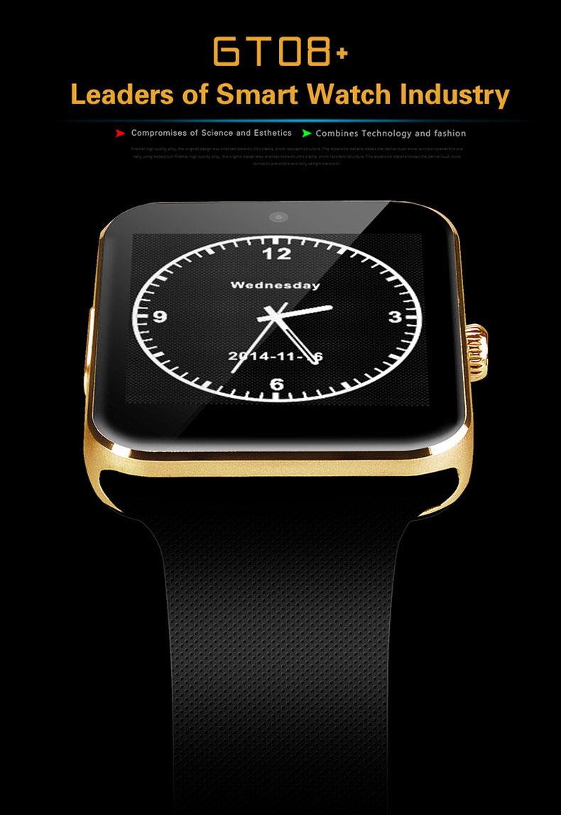 c3a8db43371 Esse smartwatch também é resistente à água para que você possa