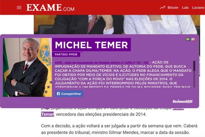 Michel-Temer-Extensão-Vigie-Aqui