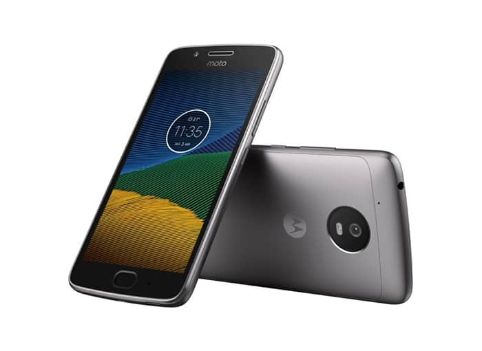Smartphone Moto-G5