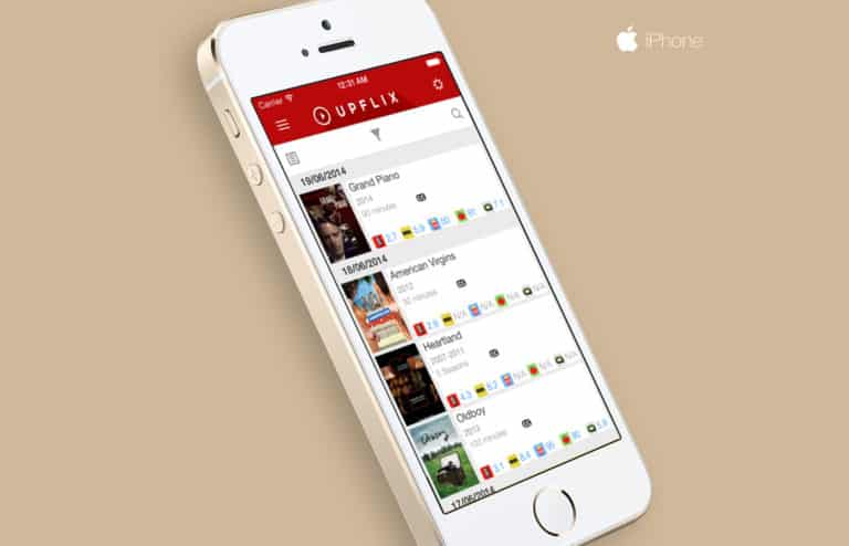 iphone upflix app netflix