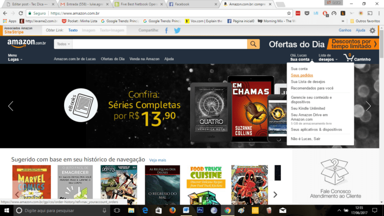 Amazon Pedidos
