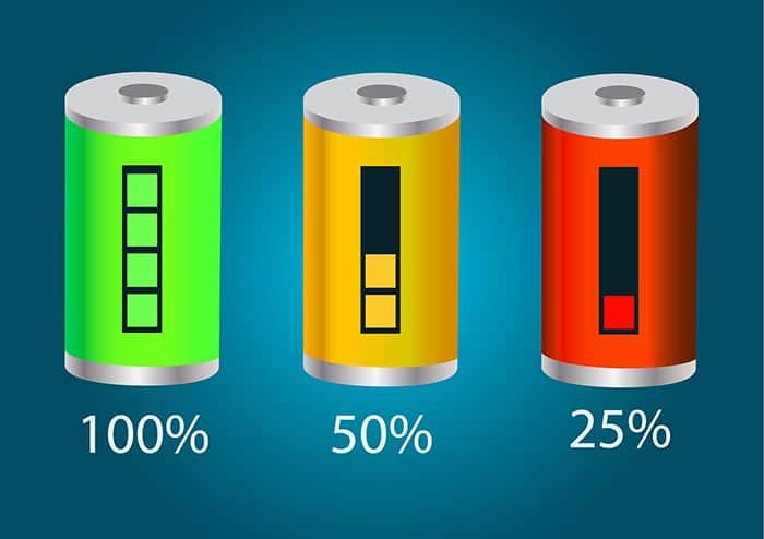 Bateria - Pixabay