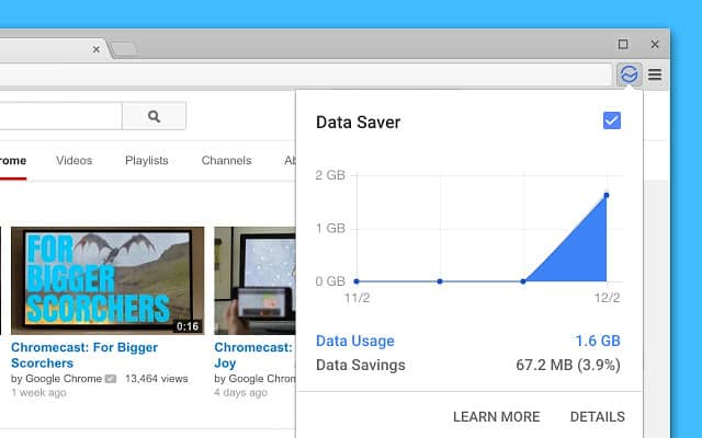 Data-saver-chrome