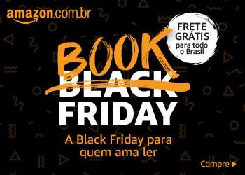 Promoção Amazon Book Friday 2017
