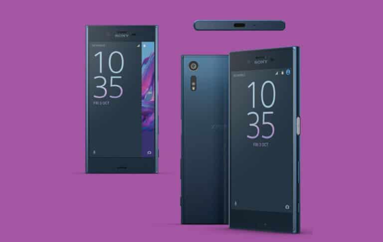 Smartphone Xperia-XA1-Premium