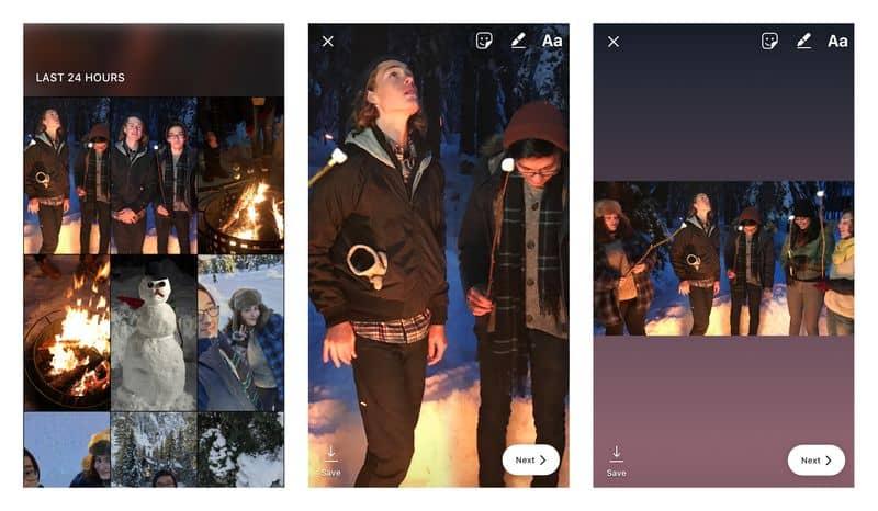 Como redimensionar imagens no Instagram